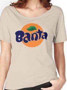 Banta Parody Joke Mens T-Shirt Banter Bantz Funny Fanta Wavey garms Lad unilad Women's Relaxed Fit T-Shirt