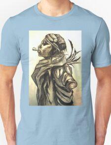 Smoking Woman T-Shirt