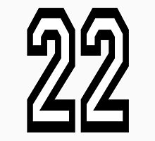 22, TEAM SPORTS, NUMBER 22, TWENTY, TWO, Twenty Second, Competition,  T-Shirt