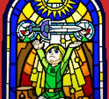 ZELDA MOSAIC COLLECTION (1) by PIXLTEES