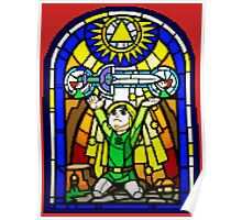 ZELDA MOSAIC COLLECTION (1) Poster
