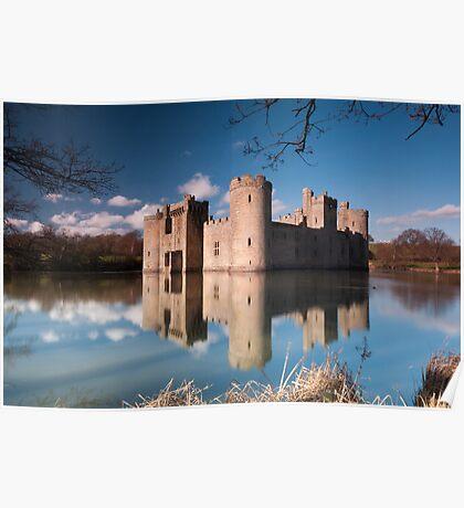 Dreamy Castle Poster