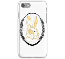 Hare I am! iPhone Case/Skin