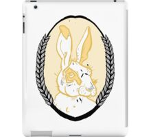 Hare I am! iPad Case/Skin