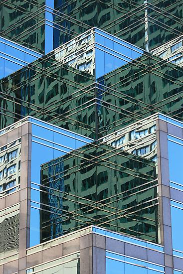 Angled Reflections by Jason Dymock Photography