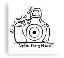 Photographs Canvas Print