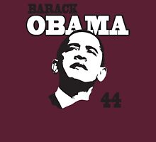 Womens Barack Obama 44th President Womens Fitted T-Shirt