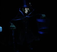 Hatbox Ghost Haunted Mansion by TOTomorrowland
