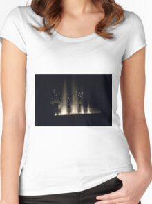Longwood Gardens Series - 30 Women's Fitted Scoop T-Shirt