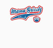 Mama Grizzly Womens Fitted T-Shirt