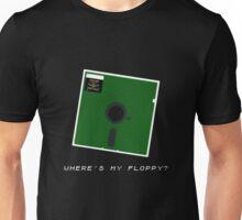Disk 5'' 1/4 Unisex T-Shirt