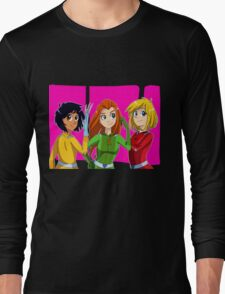 Totally Spies Long Sleeve T-Shirt