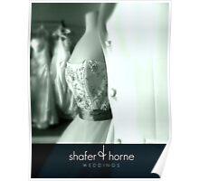 SHAFER  &  HORNE  Poster