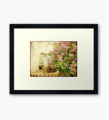 ----------------------------------- Framed Print
