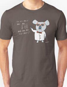 Koala Nerd Unisex T-Shirt