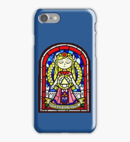 ZELDA MOSAIC COLLECTION (LIGHT FORCE) iPhone Case/Skin