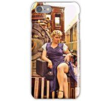 Train of Temptation iPhone Case/Skin