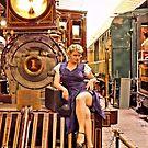 Train of Temptation by Jimmy Ostgard