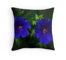 the attention seekers Throw Pillow