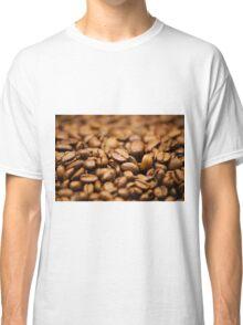 coffee beans wallpaper Classic T-Shirt