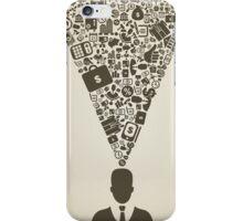 Business5 iPhone Case/Skin