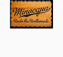 Minocqua Rocks the Northwoods Unisex T-Shirt