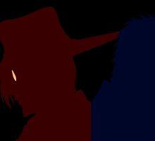 Hellsing Ultimate - Alucard vs Andersen by MattDC