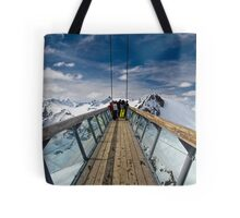 Observing point Tote Bag