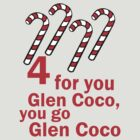 You Go Glen Coco by Aroll510