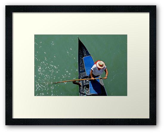 Gondolier  by Ainsley Kellar Creations