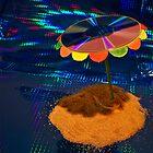 Laser Lagoon by Linda Bianic