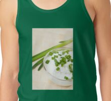 A bowl of cottage cheese Tank Top