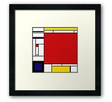 Cognition 2 Framed Print