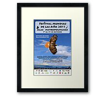 Museum of Natural History Poster Framed Print