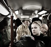 London Underground by Jonathan Fox