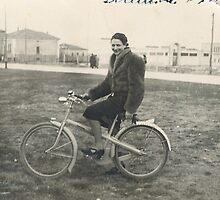 la zia maria in bicicletta durante la guerra...nelle campagne emiliane . europa - 1500 VISUALIZZAZ. GIUGNO 2013 - VETRINA RB EXPLORE 9 GIUGNO 2013 -                                        ... by Guendalyn