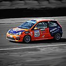Rory Bryant  - Fiesta ST Championship by Chris Cherry