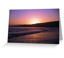 Cayucos Greeting Card