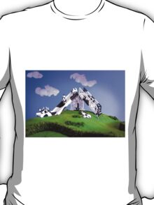 Cow Slide T-Shirt