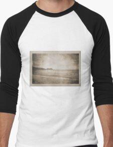 On A Distant Shore Men's Baseball ¾ T-Shirt