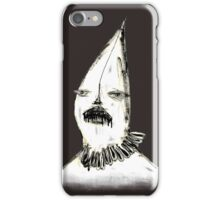 Sick Thing drawing iPhone Case/Skin