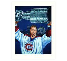 Stanley Cup - Champion Art Print
