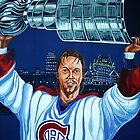 Stanley Cup - Champion by Juergen Weiss