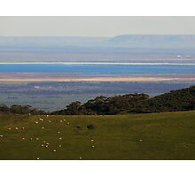 From Hancocks lookout South Australia #3 Photographic Print