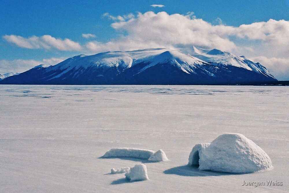 Atlin Lake - BC (Canada) by Juergen Weiss