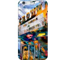 Crown Theater iPhone Case/Skin