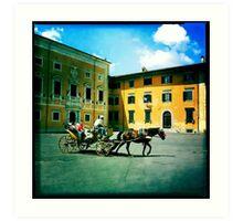 Lucca, Tuscany Art Print