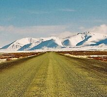 Dempster Highway (Yukon) by Juergen Weiss