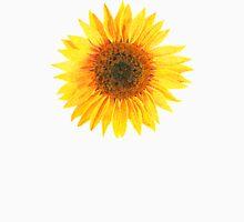 Sunflower Pointillism Unisex T-Shirt