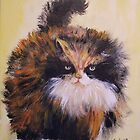 """Kitty"" by jaartist29"